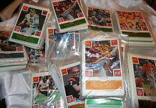 1986 McDonalds Football Cards - Lots of Singles - NM UnScratched - 4 For $6.00