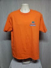 2006 University of Florida Gators Sec Champions Adult Large Orange TShirt