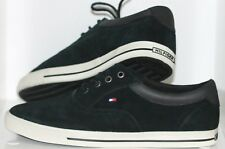 Trainers Sporty Shoes Tommy Hilfiger Black Size 44 NEW