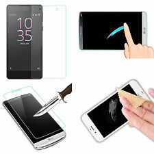Front Tempered Glass Screen Protector HD Film Guard For Various Mobile Phones