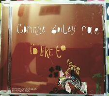 """'I'd Like To [Radio Edit]"" by Corinne Bailey Rae PROMO Single (Capitol 2007)"