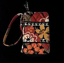 Vera Bradley Carry It All Wristlet Wallet Retired Multicolor Bittersweet Pattern