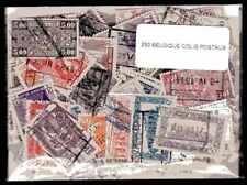 Bélgica - Bélgica paquete postal 250 sellos diferentes