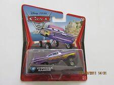 Disney Pixar Cars 2 MATTEL HYDRAULIC RAMONE PURPLE Hot Wheels CB-DD-PK