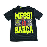 fc barcelona soccer jersey messi 10 official licensed youth barca football new 2