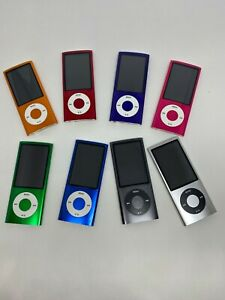Apple iPod nano 5th Generation 8GB or 16GB ( Choose your Color)
