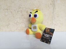 Five Nights at Freddy's Chica the Chicken Yellow Plush Toy Stuffed Doll US Stock