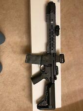 EMG Salient Arms GRY AR15 Gas Blowback Training Rifle w/JailBreak CNC W/Magpul