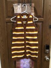 Zado Of California Vintage Vest Retro Size Medium