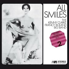 KENNY/BOLAND,FRANCY BIG BAND,THE CLARKE - ALL SMILES   CD NEW