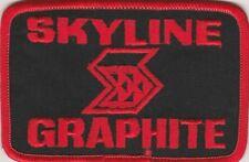 "Skyline Graphite Patch 4"" x 2.75"" New Fishing Rod Patch"