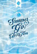 UP10TION - Summer go! (4th Mini) CD+ Free Gift with Tracking no.
