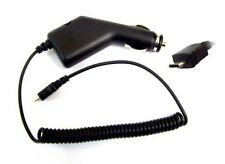 Universal Micro USB Mobile Phone In Car Charger - Black for Mobiles and Tablets