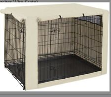 HiCaptain Dog Crate Cover -24 In