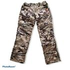 Men's Under Armour Storm Barren Camo Mid Season Hunting Pants Sz S 1355317 $160