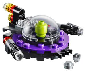 LEGO UFO Alien Spaceship Mini Build Set 40330 sealed, 36 pieces, purple green