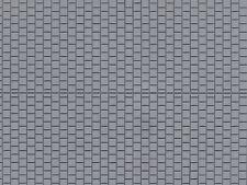 Auhagen 52423-H0 / TT 1 PLACA DECORATIVA SENDA GRIS -nuevo
