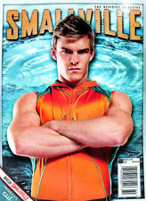 SMALLVILLE Official Magazine # 29 Direct AQUAMAN ~ Alan Ritchson