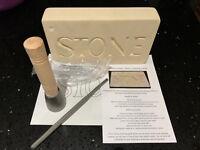 Basic Stone Carving Lettering Kit