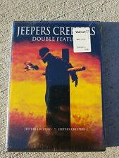 Jeepers Creepers Double Feature DVD 1 & 2 NEW Jonathan Breck