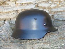 BIG SIZE HELMET M 35/NS66 PERFECT CONDITION GERMAN WW2 ORIGINAL