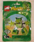 Lego Cartoon Network Retired Mixels Series 3 Torts 41520 Glorp Corp New 48 Pcs N