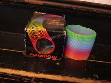 "Vintage ""Rainbow Magic Spring"" in box 1970s"