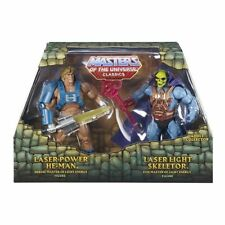 Masters Of the Universe Classics 2015, Laser Power He-man and Skeletor 2pack