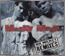 Marky Mark - No Mercy (Remixes) - CDM - 1995 - Eurodance 3TR Wahlberg La Bouche