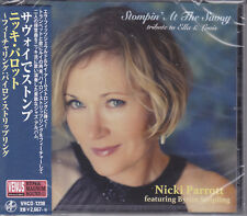 Nicki Parrott Stompin' At The Savoy Ella & Louis Japan Venus Audiophile Jazz CD