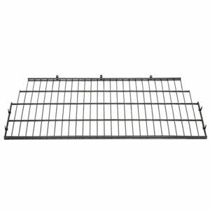 Suncast Metal Wire Shelf for Vertical Shed, Additional Backyard Storage
