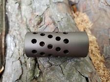 NEW! Ruger 10/22 spiral compensator in OD GREEN .920 Bull Target barrels!