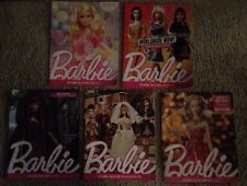 2014 Barbie Collection Catalogs - lot of 5