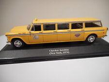 Checker Aerobus Limousine TAXI (New York, 1974) Altaya 1/43 Rare