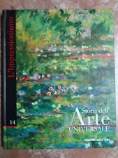STORIA DELL'ARTE UNIVERSALE - VOL.14 L'IMPRESSIONISMO - CORRIERE SERA 2008