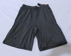 "Under Armour Men's 10"" Inseam Raid Shorts SV3 Gray Medium NWT"