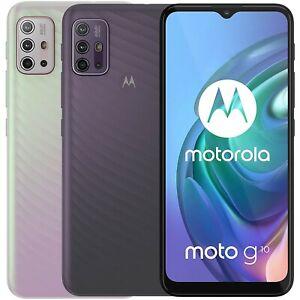 "Motorola Moto G10 XT2127-2 128GB 4GB RAM Dual Sim (FACTORY UNLOCKED) 6.5"" 48MP"