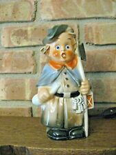 Vintage TOWN CRIER Night Light Lamp