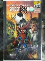 2005 Ultimate Spider-Man #1 Wizard Ace Edition Signed by Brian Michael Bendis