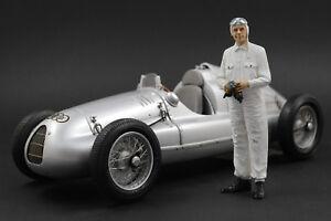 Bernd Rosemeyer Figure for 1:18 Auto Union TYP C CMC  !! NO CAR !!