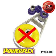 MG Zt Powerflex Support Moteur Inférieur Petite Bague Route Série PFF63-608