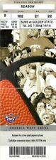 Ticket Basketball Phoenix Suns 2004 - 12/7 - Golden State Warriors