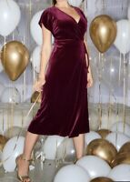 BRAVISSIMO Lottie Midi Dress (In 3 Colours) Smart Party Cocktail Evening (BR82)