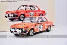 racing 1:43 oferta!!! Autoart 3er set # bmw 635 CSI Plain body azul naranja