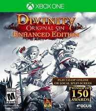 NEW Divinity: Original Sin -- Enhanced Edition (Microsoft Xbox One, 2015)