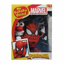 SPIDERMAN - Spiderman PopTaters Mr Potato Head Figurine (PPW Toys) #NEW