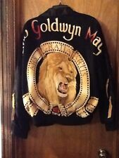 Be A Movie Star! MGM Varsity Jacket With Lion