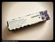 KORRES GREEK YOGHURT GREC NOURISHING PRIMER 1.01 OZ ~ NEW IN BOX ~ FULL SIZE B18