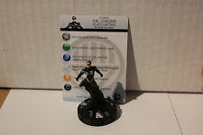 DC HEROCLIX GUERRA DE LUZ #HAL Jordan (Black Lantern Corps) #012B