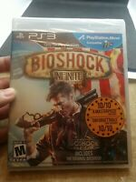 BioShock Infinite | PlayStation 3 PS3 | Factory Sealed Black Label - NEW
